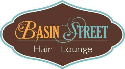 Basin Street Hair Salon Newport Beach Retina Logo