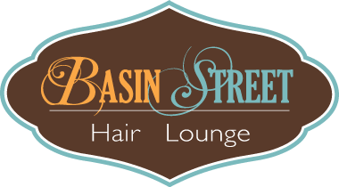 Basin Street Hair Salon Newport Beach Sticky Logo Retina