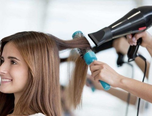 How To Achieve A Salon Quality Blowout At Home