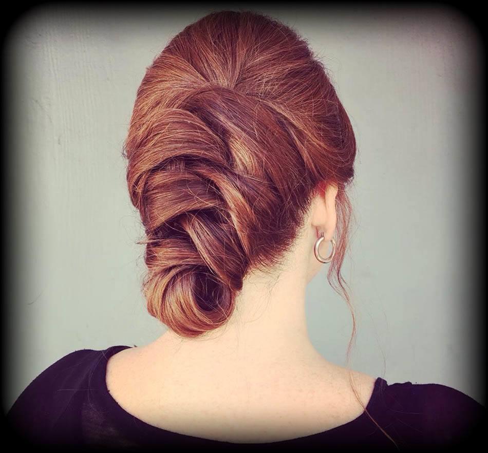 Up-Do Hair Style