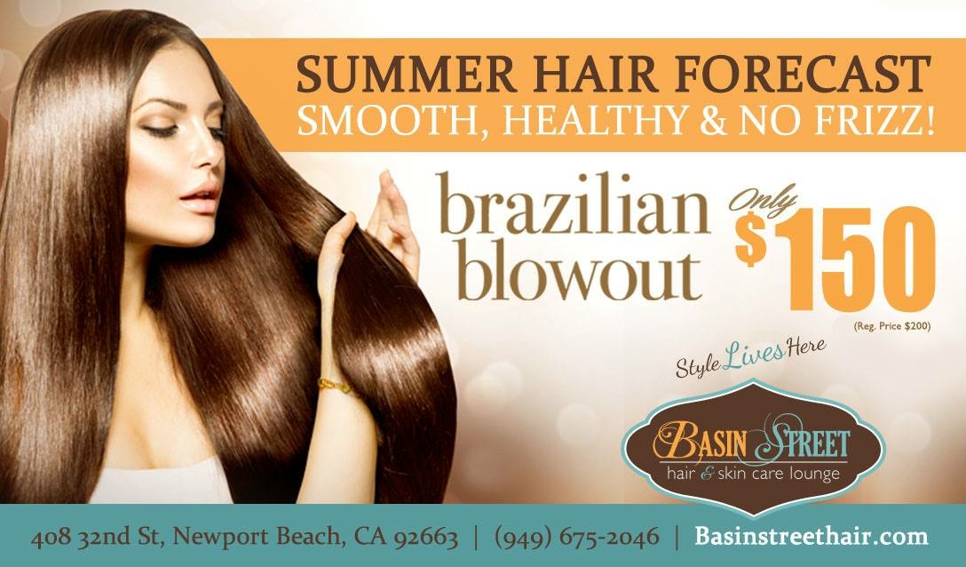Brazilian Blowout Special - $150 Only