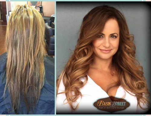 Hair Extensions and Balayage
