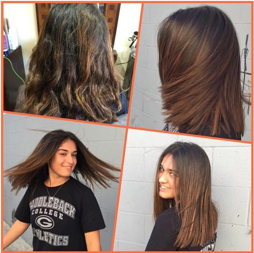 Brazilian Blowout Basin Street Hair Salon Newport Beach