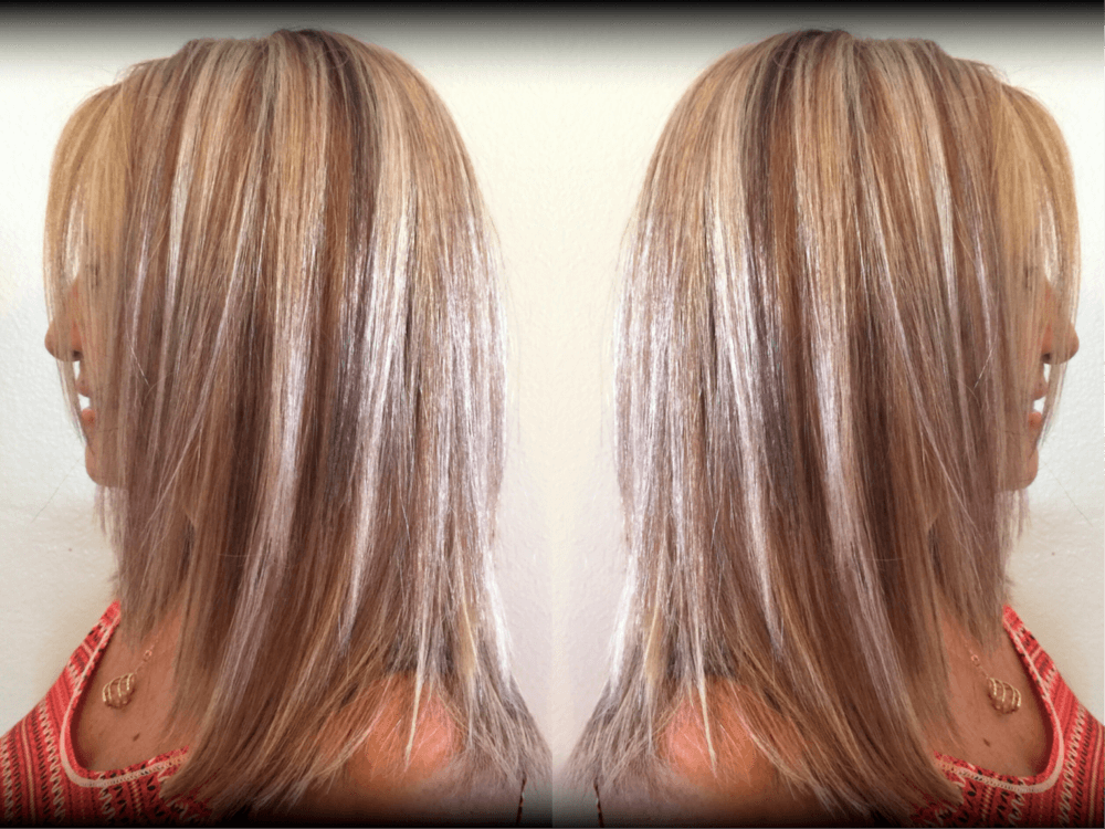 High Amp Low Light Basin Street Hair Salon Newport Beach